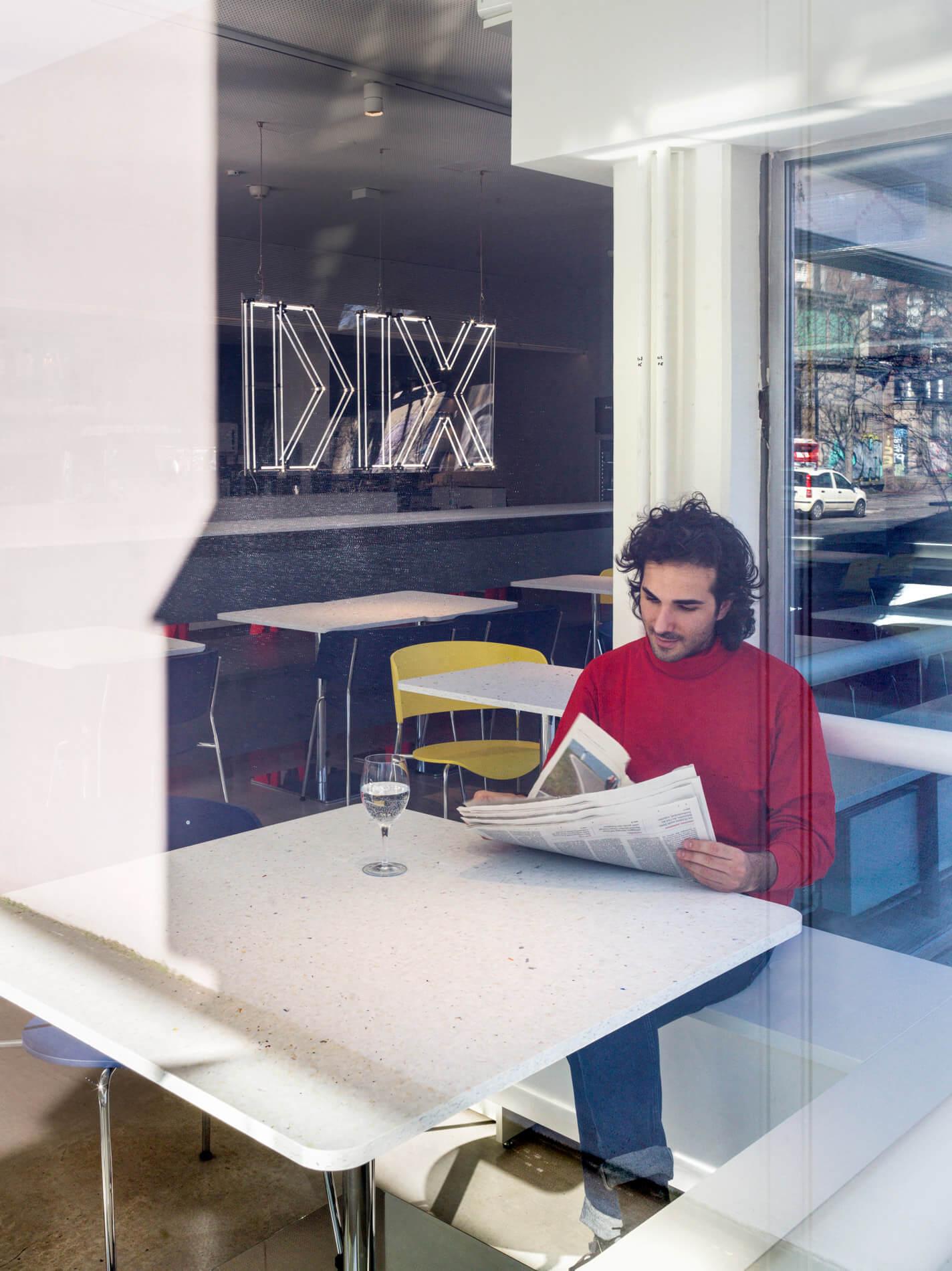 Café Dix, Foto: © Roman März